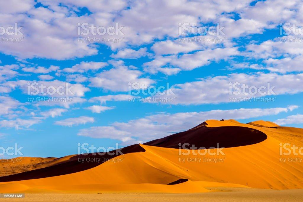 Sossusvlei, Namibia stock photo