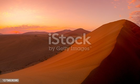 Sossusvlei Sand Dunes, Namib Naukluft National Park