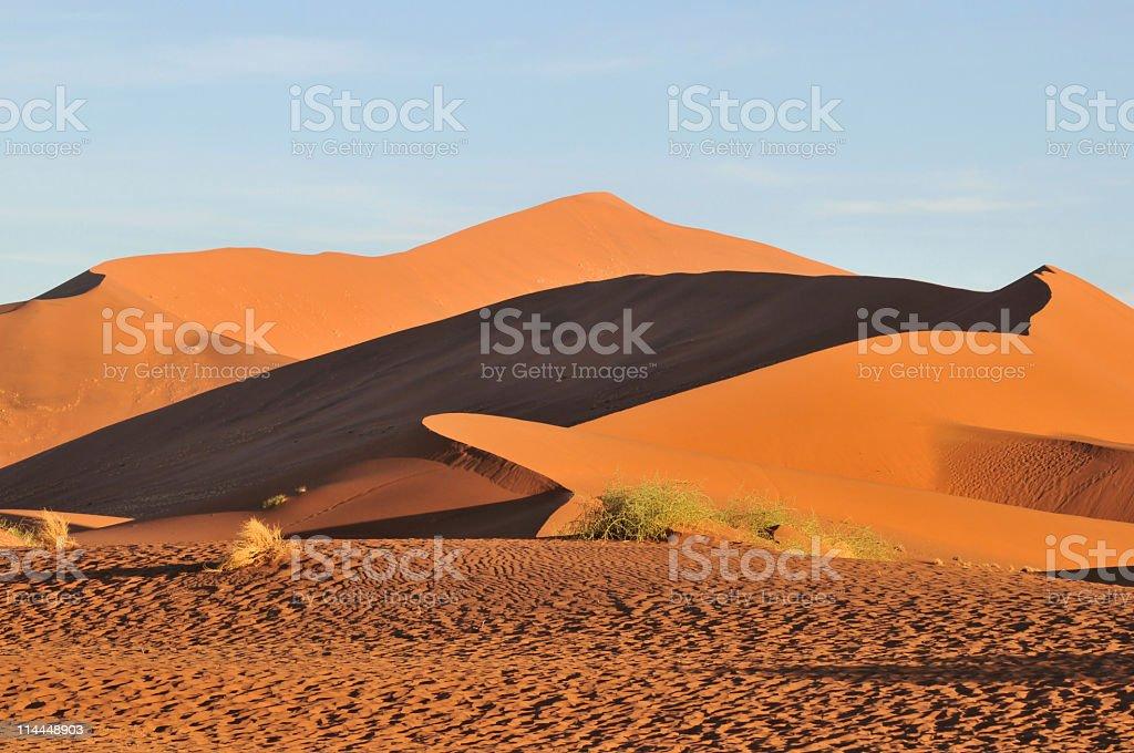Sossusvlei,Namibia stock photo