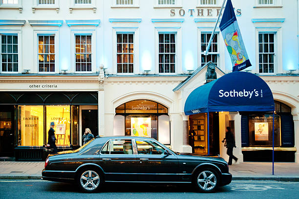 Sotheby's, Londres - Photo