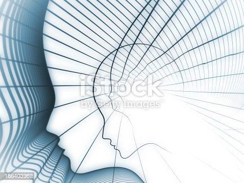 istock Soul Geometry Backdrop 186403962