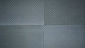 Sound absorber sheet grey color