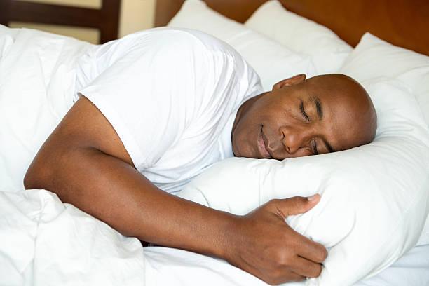 Sound Asleep stok fotoğrafı
