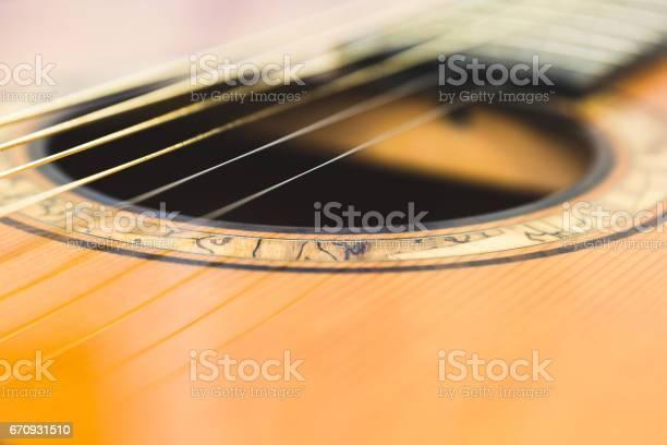 Schallloch Gitarre Stockfoto und mehr Bilder von Abstrakt