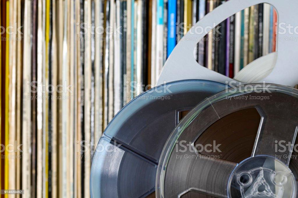 Sound media stock photo