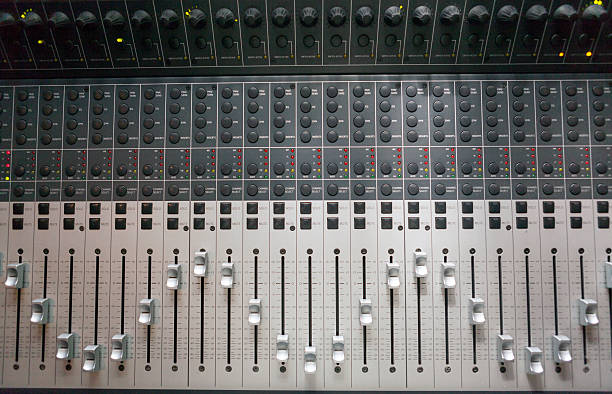 Best Sound Mixer Stock Photos, Pictures & Royalty-Free