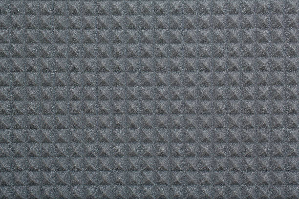 Sound sponge It is used for preventing echo in the room or studio. padding stock pictures, royalty-free photos & images