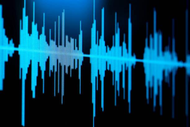 サウンド ウェーブ - 音響 ストックフォトと画像
