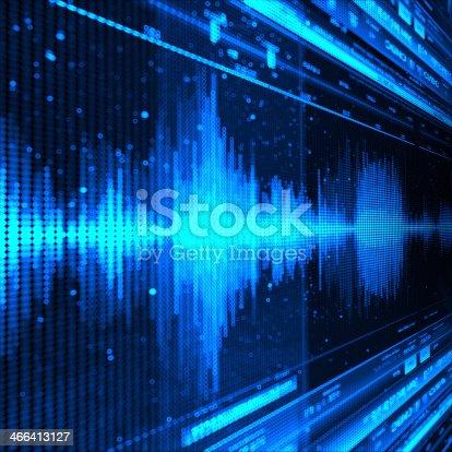 istock Sound Wave 466413127