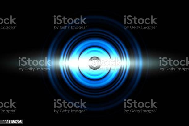 Sound waves oscillating blue light with circle spin abstract picture id1151180206?b=1&k=6&m=1151180206&s=612x612&h=b9qqapswpcq7xj dwa8bmmbqttmhn4aye9oxbs6 kou=