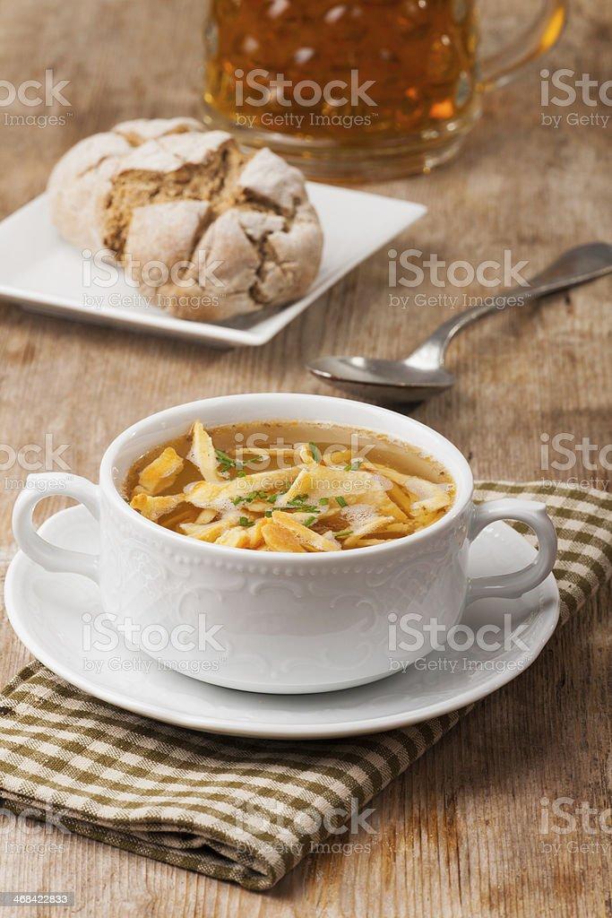 soup royalty-free stock photo