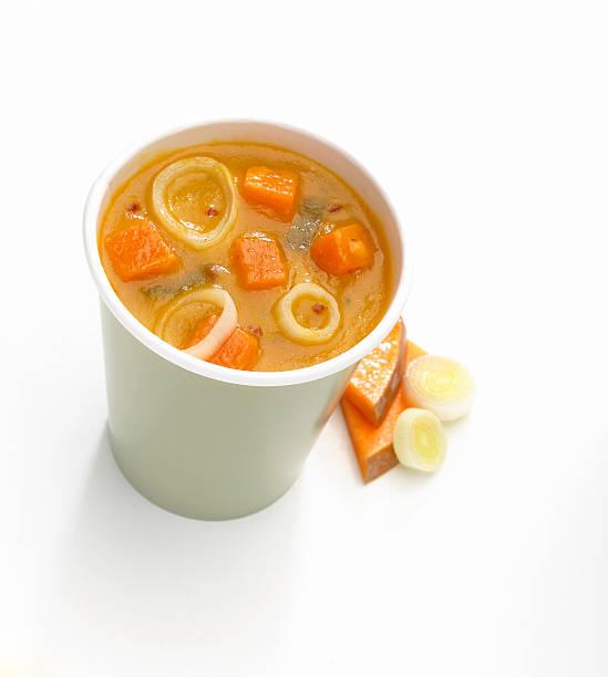 soup / smoothie stock photo
