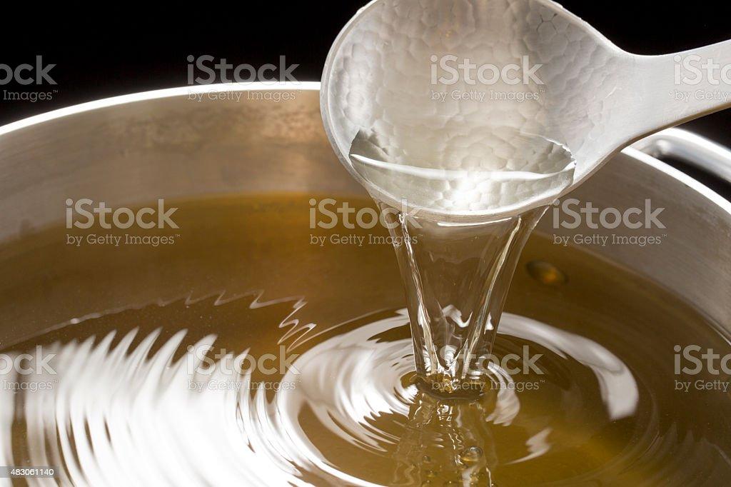 Sopa de stock - foto de acervo