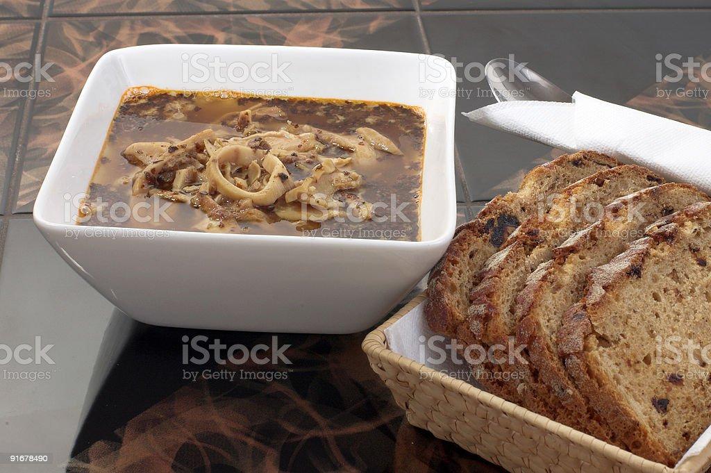 soup tripe royalty-free stock photo
