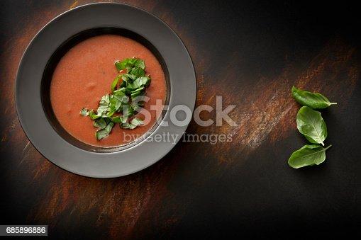 Soups: Tomato Soup Still Life