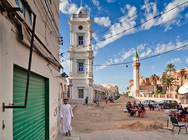 Souq al-Mushir – Tripoli Medina stock photo