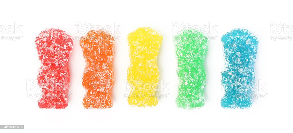 Sour Candy stock photo