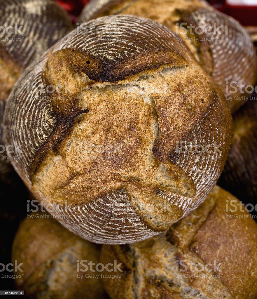 Sour Dough bread royalty-free stock photo
