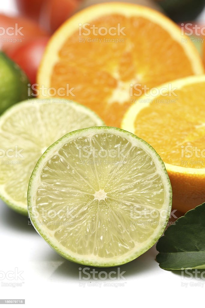 Sour fruit royalty-free stock photo
