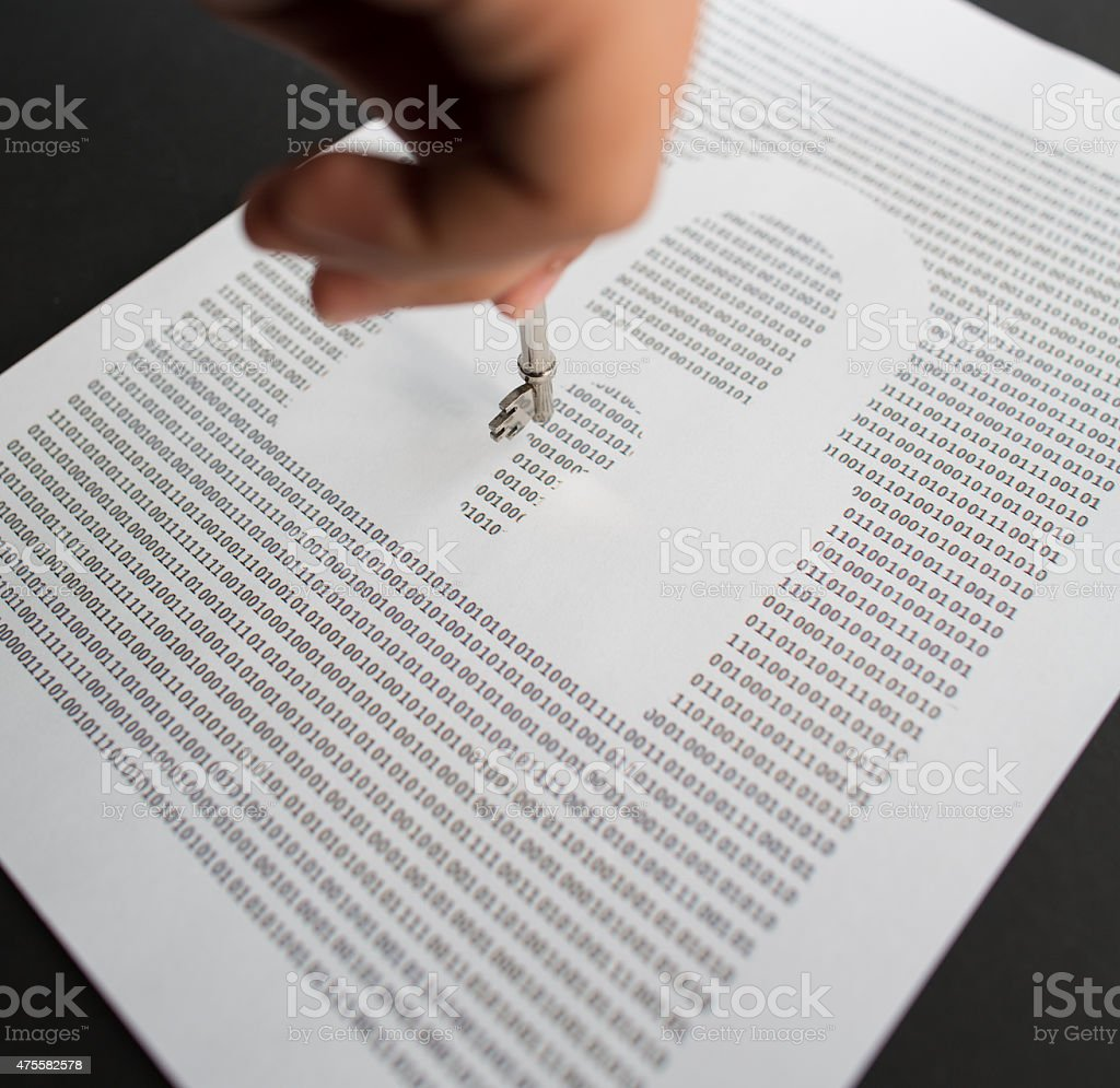 source code access stock photo