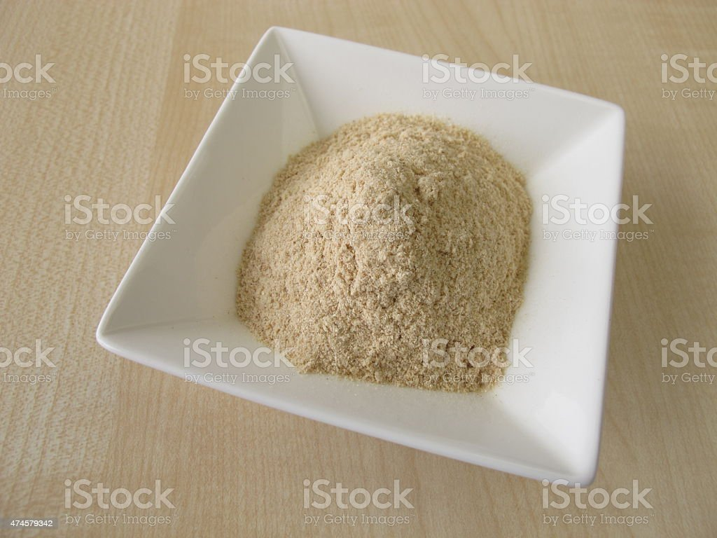 Sourdough extract stock photo