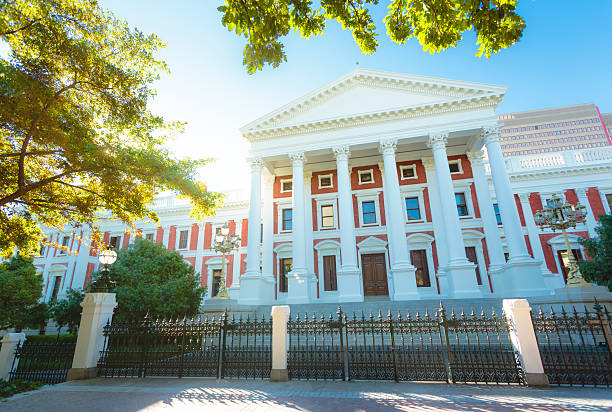 88 South African Parliament Building Cape Town Stock Photos, Pictures &  Royalty-Free Images - iStock