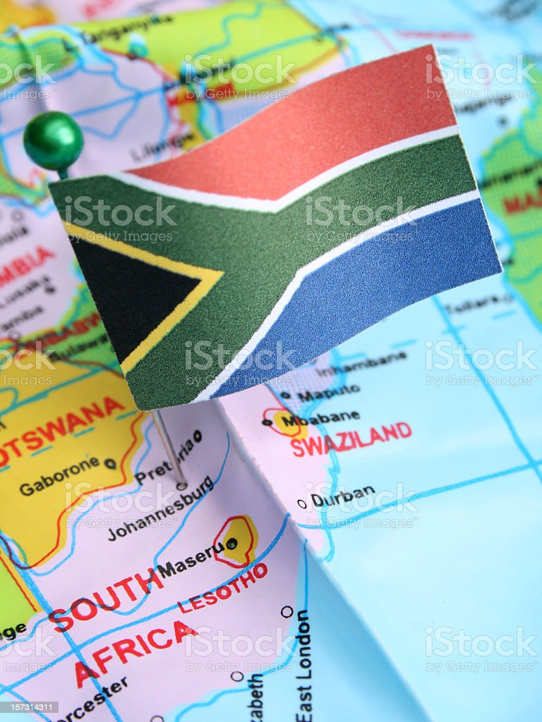 South Africa royalty-free stock photo