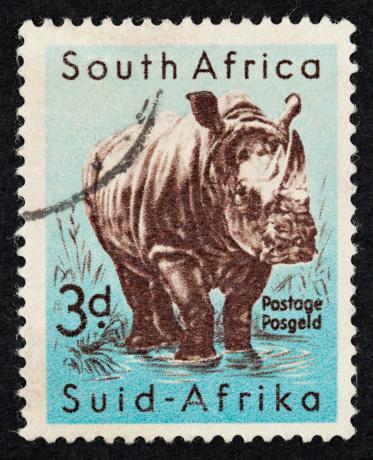 Südafrika Briefmarken Stockfoto und mehr Bilder von Altertümlich