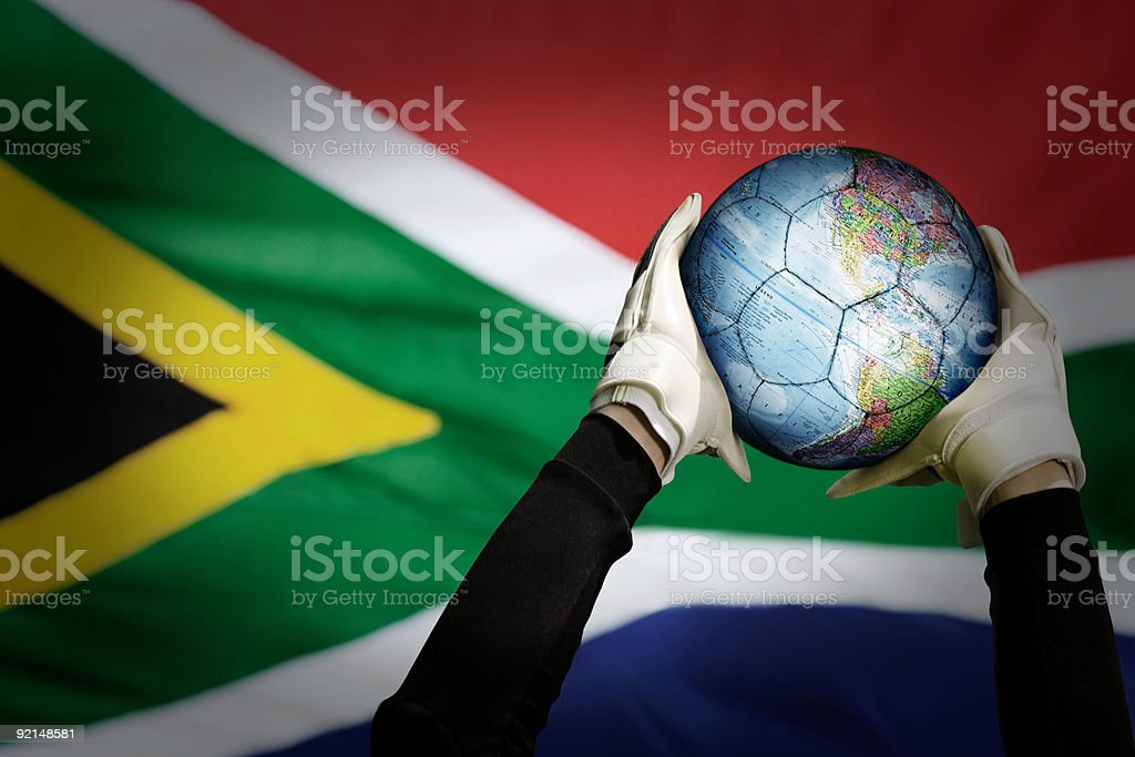 L'Afrique du Sud Coupe du monde - Photo