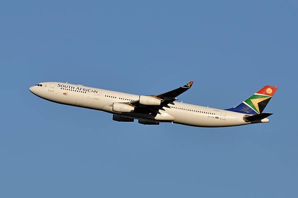 South African Airways stock photo