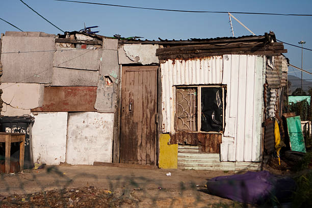 South African Township Hause – Foto