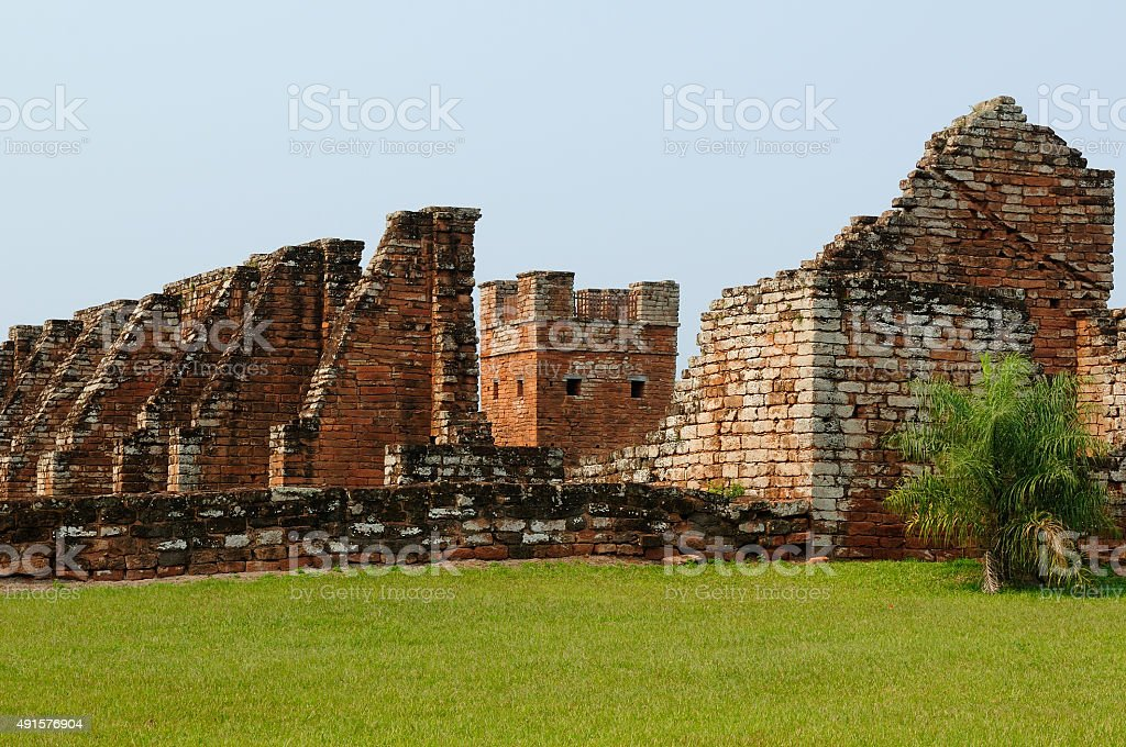 South America - Paraguay stock photo
