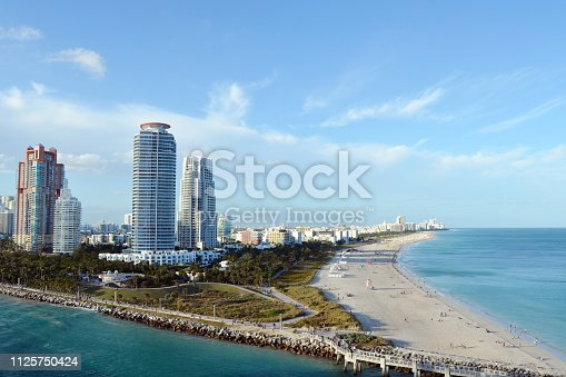 802893644 istock photo South Beach Miami 1125750424