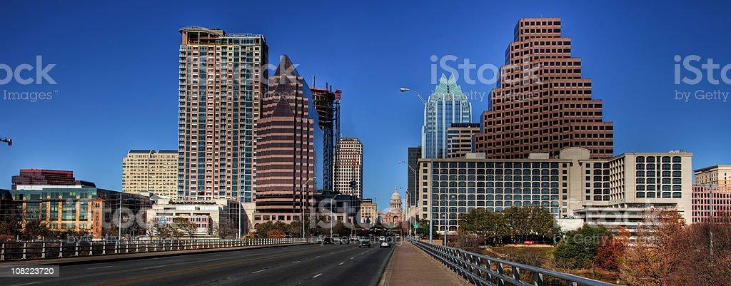 South Congress Austin royalty-free stock photo