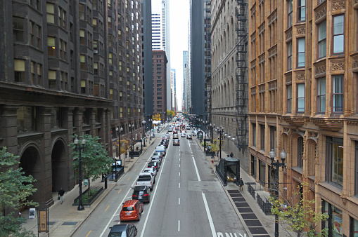 South Dearborn Street, Chicago