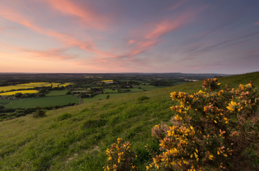 South Downs National Park Stock Photo - Download Image Now
