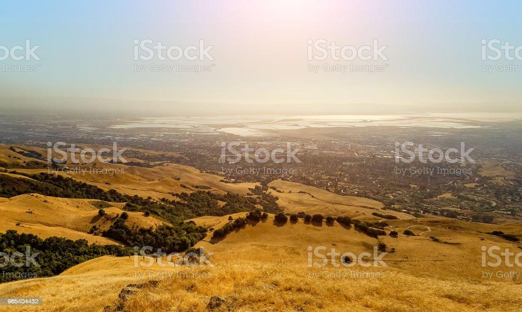 South East San Francisco Bay - Photo de Affaires libre de droits