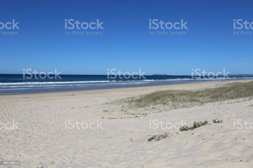 South Golden Beach stock photo