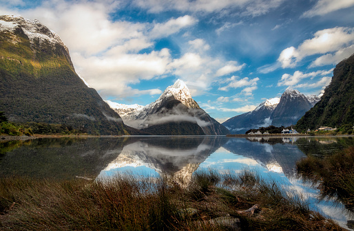 scenes from south island of New Zealand