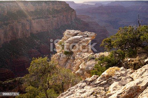 South Kaibab Trailhead area rocks, Grand Canyon, Arizona, USA