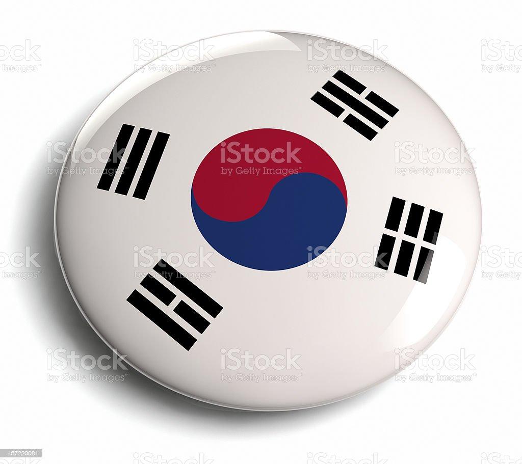South Korea royalty-free stock photo