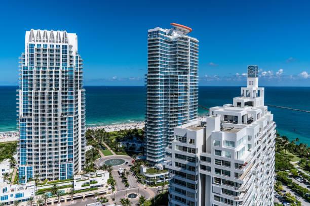 South of 5th Miami Beach stock photo