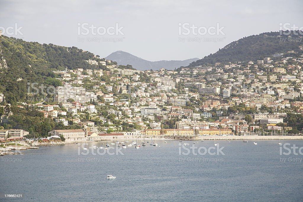 South of France royalty-free stock photo