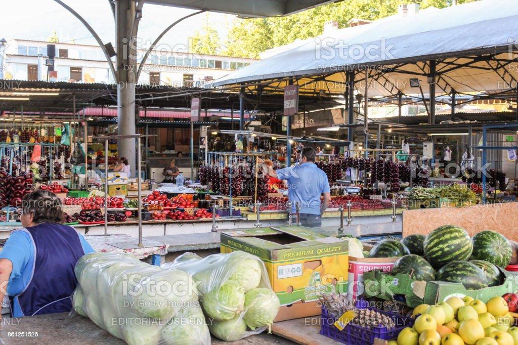 South open market. royalty-free stock photo