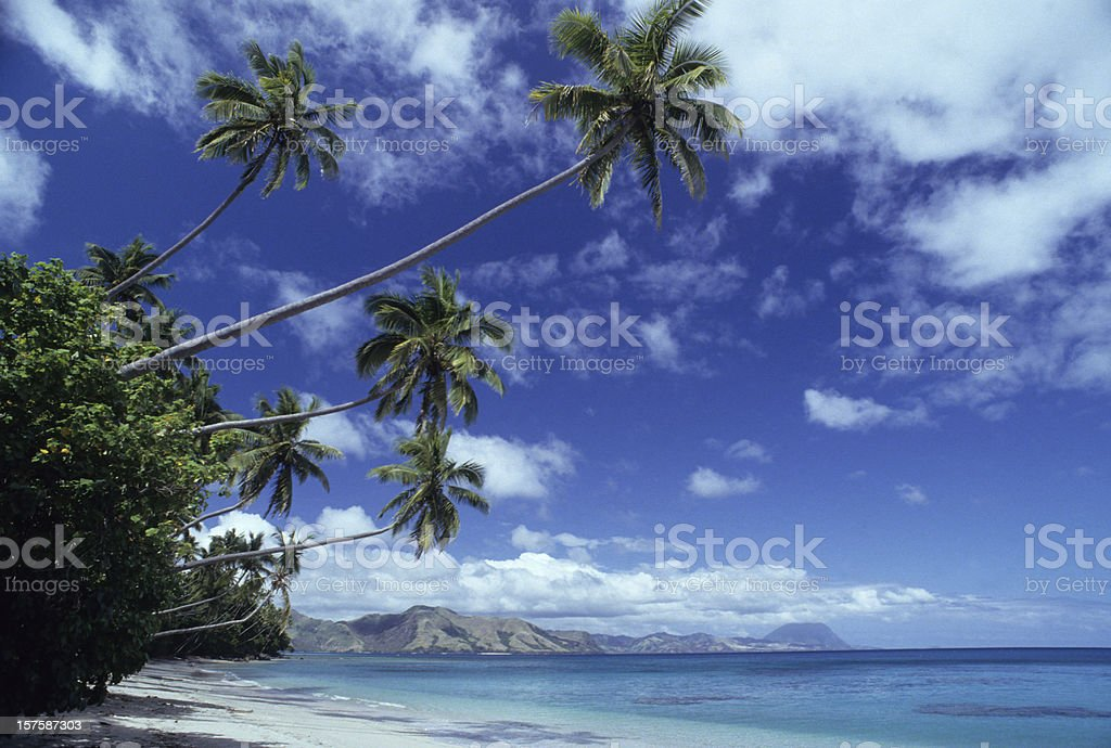 South Pacific Fantasy royalty-free stock photo