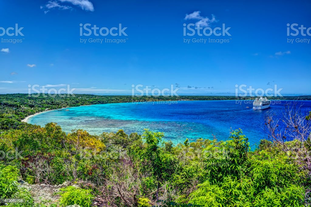 South Pacific Paradise - Lifou, Loyalty Islands - Photo
