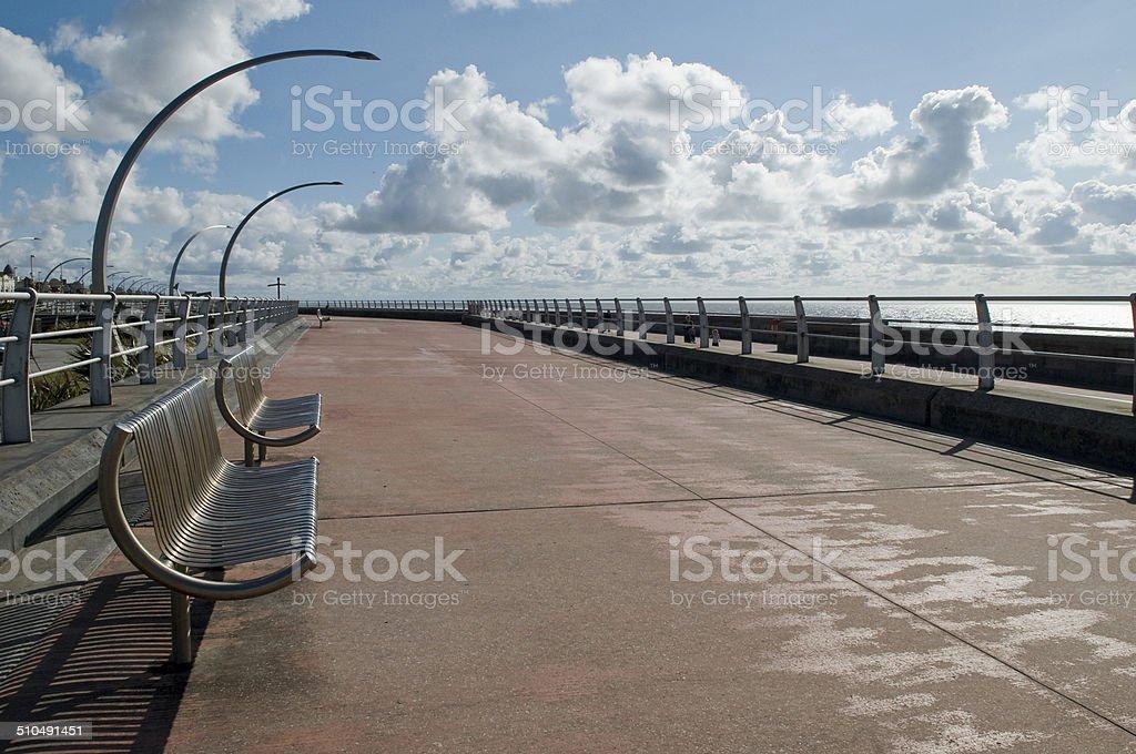 South Promenade von Blackpool – Foto