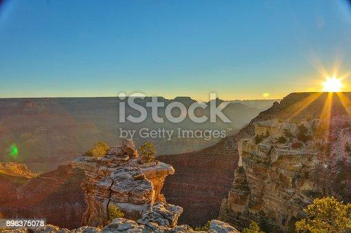 istock South Rim Grand Canyon HDR photo 898375078