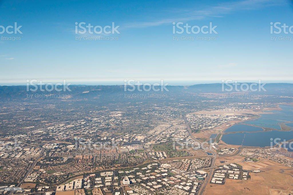 South San Francisco Bay stock photo
