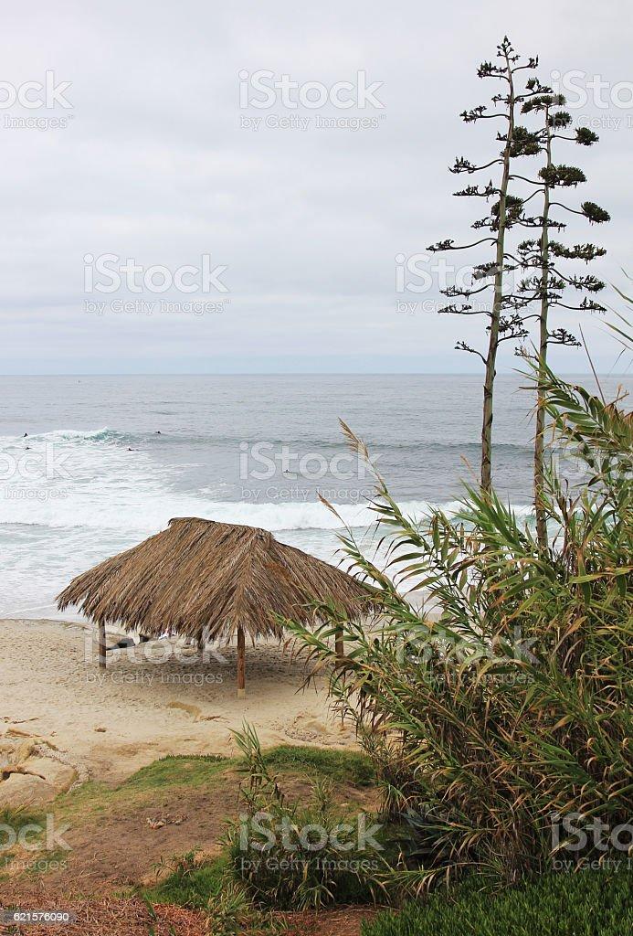 South sea scape photo libre de droits